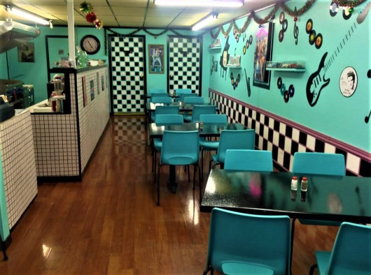 50's Themed Dinner in Brant County, Cravin' a Burger