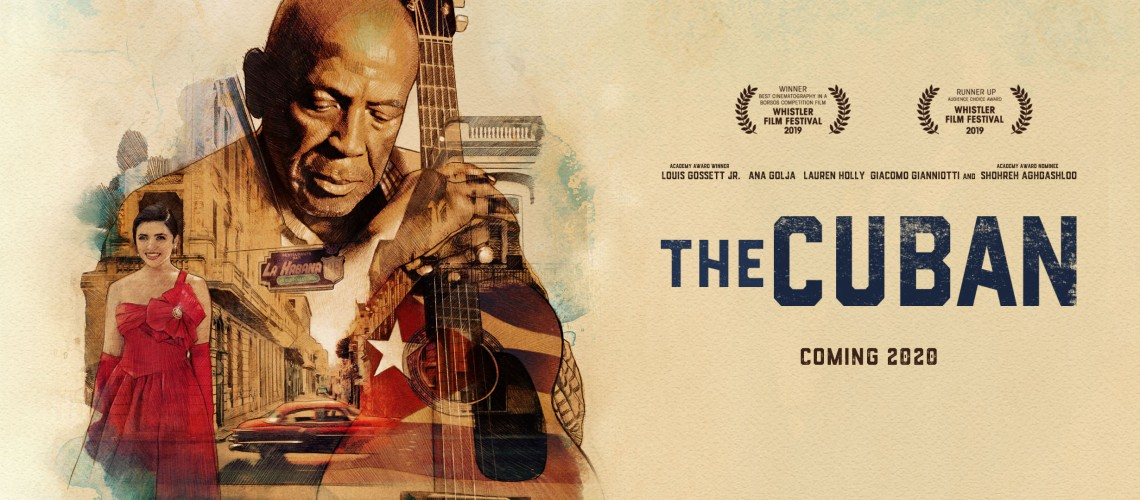 The Cuban Movie Poster, filmed in Paris, Ontario.