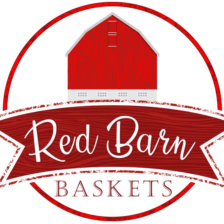 Red Barn Baskets County of Brant Logo